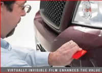 Professional Paint Protection Film
